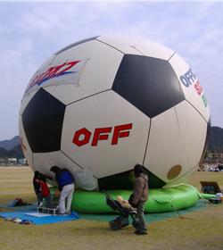 サッカーボール2