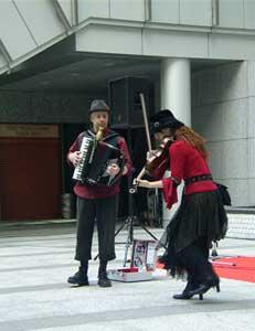 ジプシー&ヨーロピアントラディショナルミュージック