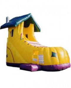 ガリバーの靴スライダー