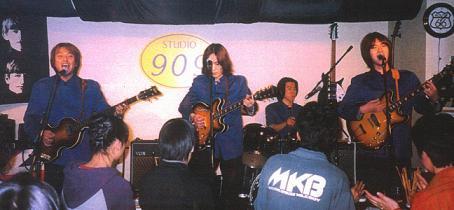 MB004 ビートルズ コピーバンド