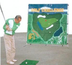 ゴルフチャレンジ