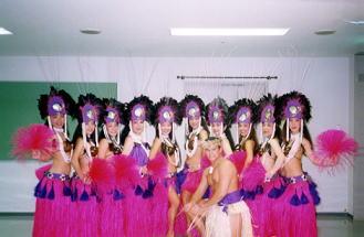 ポリネシアンダンスショー