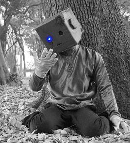 パントマイム・ロボットパフォーマンスショー