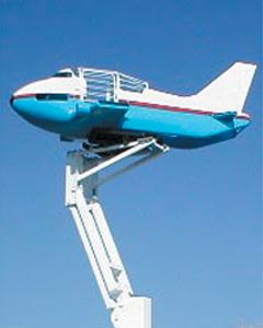 ジャンボ旅客機(バッテリー)
