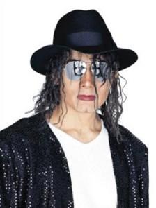 マイケル・ジャクソンそっくり