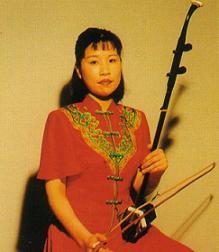 中国音楽 二胡