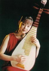 中国音楽琵琶