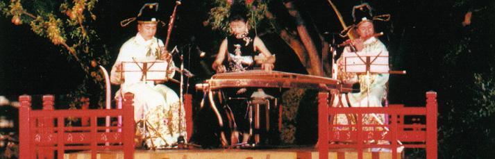 中国音楽 中国楽器