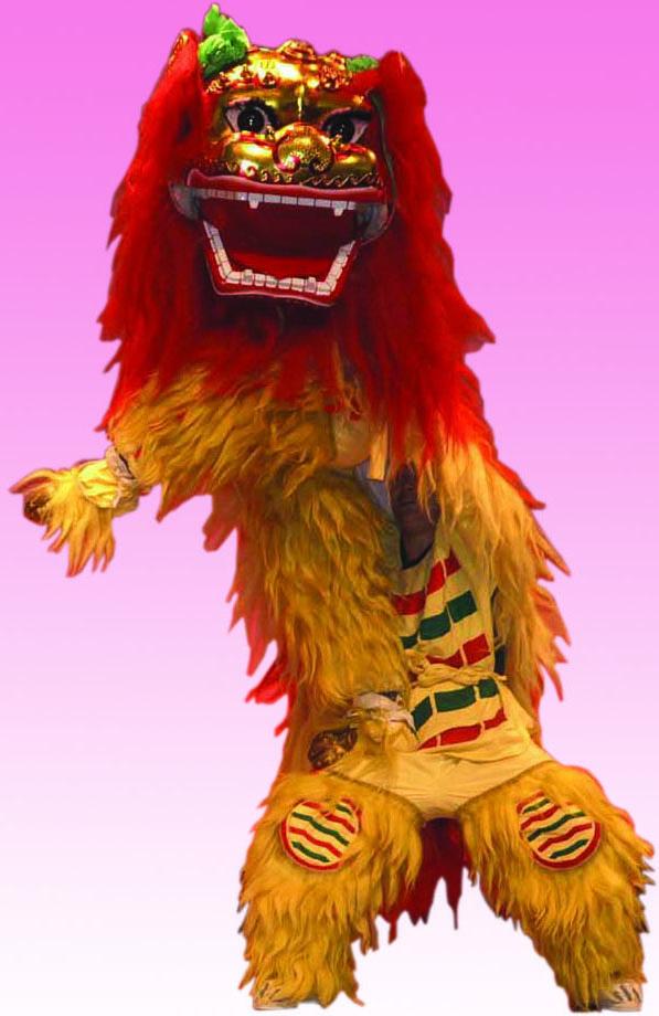 獅子一頭先導なし (1)